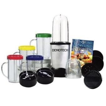 Demotech Multi-functional Food Processor Blender 21 Pieces Set Price Philippines