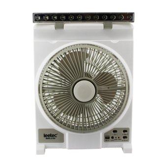 """Desktop Rechargeable 12"""" Fan LT-640"""