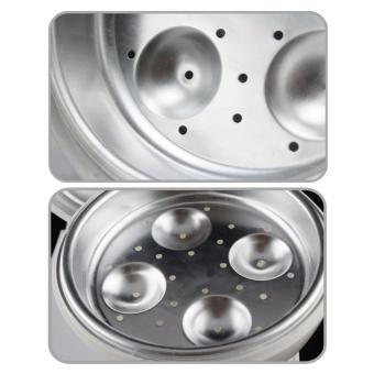 Easy 4-Egg Microwave Boiler Rapid Eggs Cooker(White) - intl - 5