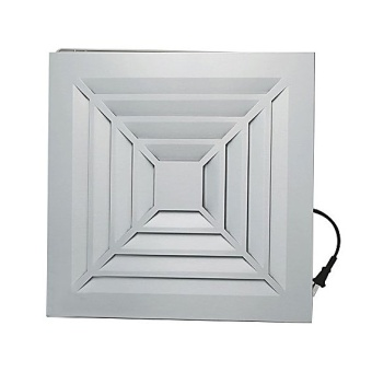efficient wall exhaust ventilation fan 30cm x 30cm