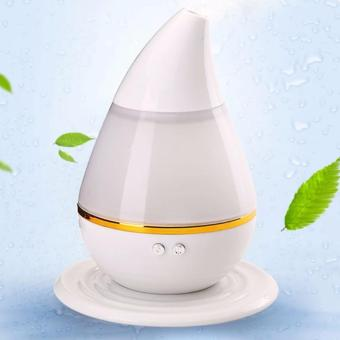 EUADMH01 Electric Ultrasound Atomization Diffuser Cool Mist Humidifier (White) - 3