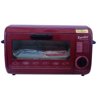 Eureka EEOT-0.8L Oven Toaster (Maroon)