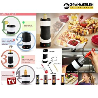 For Quickly Prepare Egg Master Vertical Grill - 2