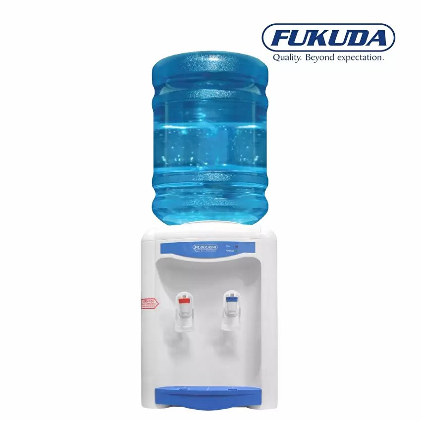 Attractive Fukuda FWD 788 L Table Top Hot And Normal Water Dispenser (White) | Lazada  PH