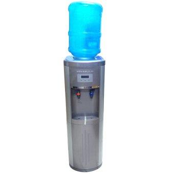 Granmerlen Hot and Cold Bottomless Water Dispenser (Gray) - 4