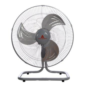 Hanabishi HIFF16PC Industrial Floor Fan (Silver)