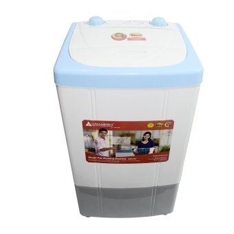 Hanabishi HWM-155 Single Tub Washing Machine (multicolor)
