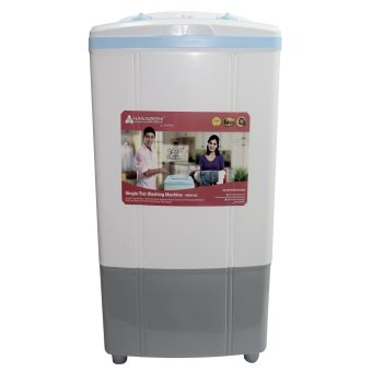 Hanabishi HWM-162 Single Tub Washing Machine (Multicolor)