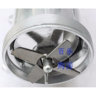 Heavy Duty Hand Operated Aluminum Alloy Meat Mincer/Grinder #32 (32kilos/hr) - 3