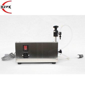 HZPK Digital Control Automatic Liquid Filling Small PortableElectric Water Liquid Filler Food Processor IndustrialPacker(HZK-160) - intl - 5