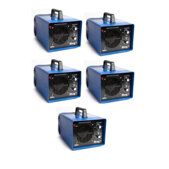 iBorg Commercial Air Purifier Set of 5 (Blue)