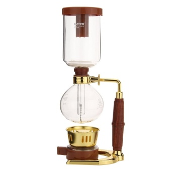 Ice Drip Cold Brew Filter Water Dutch Coffee Maker For 3 Cups Handmade Machine - intl Price Philippines