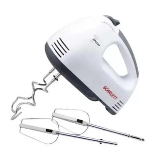 Harga Scarlet Mini Electric Mixer (White)