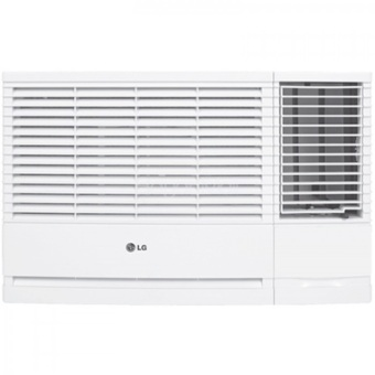Harga LG LA-100TC 1HP Window Type Air Conditioner (White)