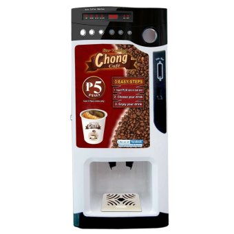 Chong Cafe One Vending Machine Price Philippines