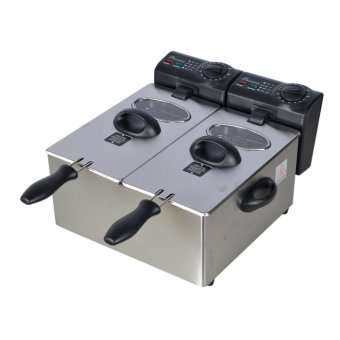 Rossetti RZDF106 Electric Deep Fryer 6L (Stainless) Price Philippines