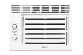 Harga Carrier Optima Green WCARZ008EC 0.75HP Window Type Air Conditioner (White)