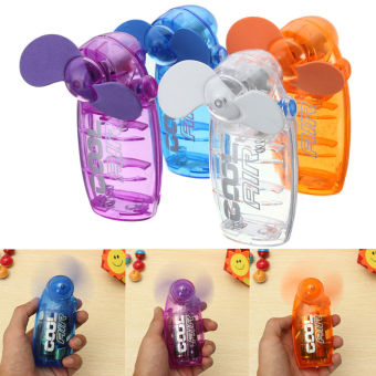 Mini Portable Handheld Cooling Fan Cool Personal Battery Operated Cooler Price Philippines
