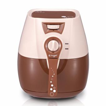 Harga Multifunction Healthy Air Fryer Cooker Machine (Brown)