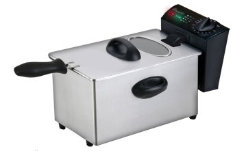 Rossetti Deep Fryer DF103 Single Tank 3L (silver) Price Philippines