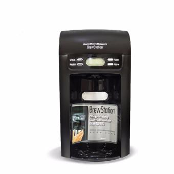Black Household Automatic Minitype Coffee Machine 48274-CN - intl Price Philippines