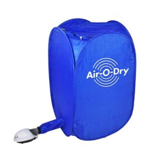 Air O Dry Portable Clothes Dryer-(Blue) Price Philippines