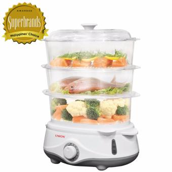 Harga Union UGFS-408 Electric Food Steamer