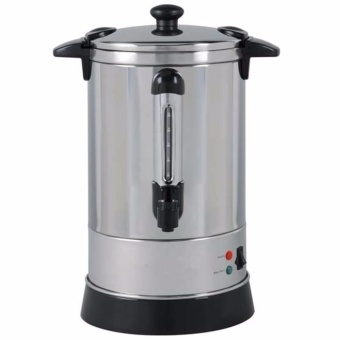 Rossetti Multi-Function Coffee Urn Electric Coffee Percolator, Tea and Water Heater Dispenser 14.5L (Stainless) Price Philippines