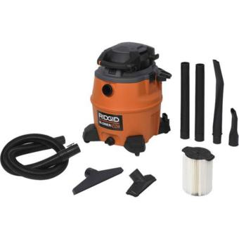 Harga Ridgid WD1680EX 16Gal Wet and Dry Vacuum Cleaner with Detachable Blower