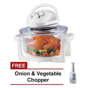 Harga Turbo Convection Oven with Free Onion Chopper