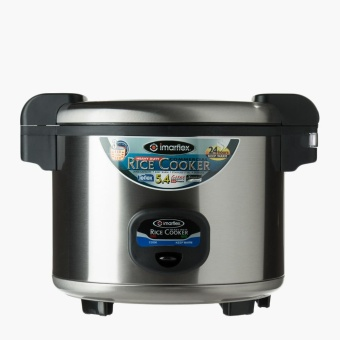 Imarflex Heavy Duty Commercial Rice Cooker 5.4L IRC-5400S