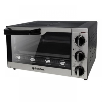 Imarflex IT-140 Oven Toaster 14L (Silver) Price Philippines