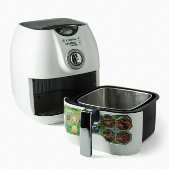 Imarflex Turbo Fryer CVO-300SW - 2