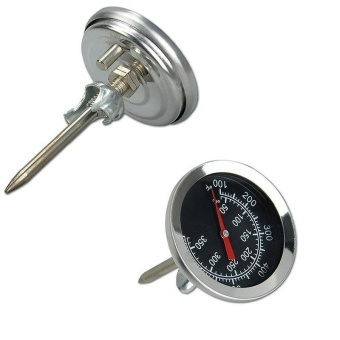 Kitchen Oven Thermometer Stainless Steel Probe Thermometer FoodMeat Gauge 350?C - intl - 4