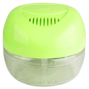KS-03CL Air Revitalisor with 6 Colorful LED Lights (Yellow Green)