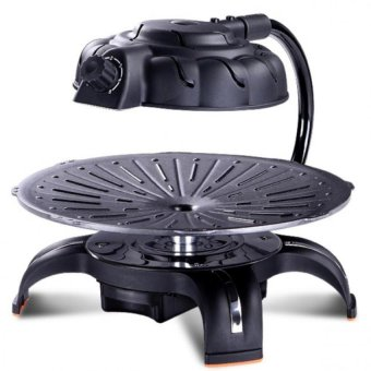 Kuku Korean BBQ Smoke-free 3D Infrared Electric Grill