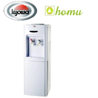 Kyowa KW-1500 Hot and Cold Standing Water Dispenser (White)