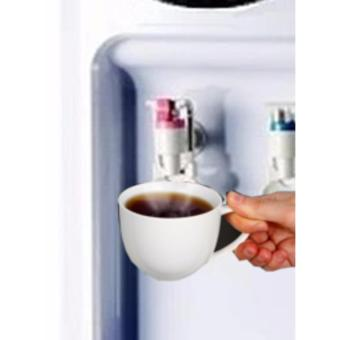 Kyowa KW-1500 Top Loading Hot and Cold Standing Water Dispenser (White) - 3