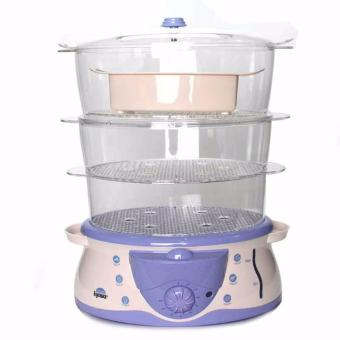 Kyowa KW-1901 Food Steamer 10.1L (Blue)