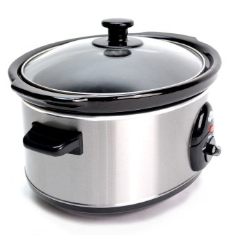 Kyowa KW-2850 Slow Cooker (White/ Black) - picture 3