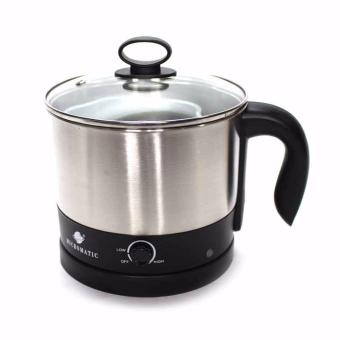 Micromatic MCK-1812 Electric Kettle (Black)