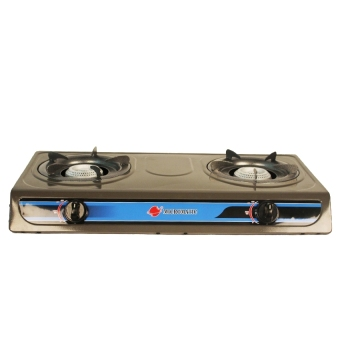 Micromatic MGS-222 Double Burner Gas Stove with Regulator Price Philippines