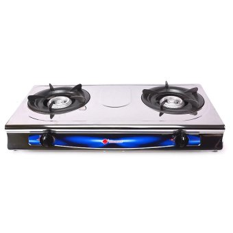 Micromatic MGS-262 Double Burner Gas Stove with Regulator Price Philippines