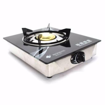 Micromatic MGS-801 Single Burner Gas Stove (Black) Price Philippines