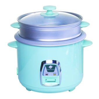 Micromatic MRC-868D Rice Cooker 1.8L with Steam Rack