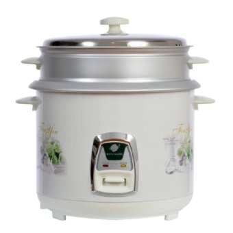 Micromatic MRC-9068 Rice Cooker 2.2L with Steam Rack