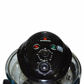 Micromatic MTB-7 Multi Functional Turbo Boiler (Clear/ Black) - 2