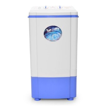 Micromatic MWM-650 Single Tub Washing Machine 6.5 Kg (White/Blue)