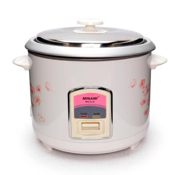 Minami MRC25-M Rice Cooker 1.8L (White)