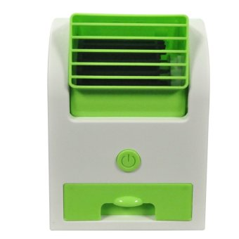 Mini Fan Air Cooler (Green)